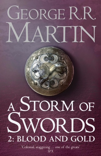 song of ice and fire, v.3 - storm of swords part 2 - 9780007447855