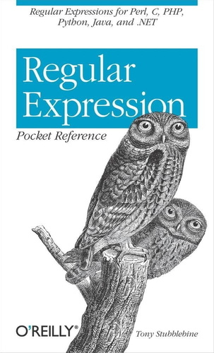 regular-expression-pocket-reference