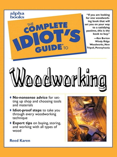 complete-idiot-guide-to-woodworking-the