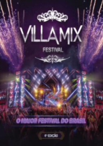 Villa Mix 2015 ( dvd ) ( DVD )