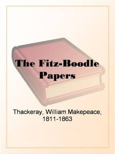 fitz-boodle-papers-the