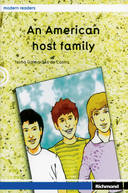 Livro - AMERICAN HOST FAMILY, AN  (STAGE 2)