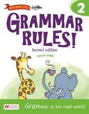 Livro - GRAMMAR RULES! 2 SECOND EDITION STUDENT BOOK 2