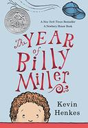 Livro - THE YEAR OF BILLY MILLER