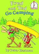 Livro - FRED AND TED GO CAMPING