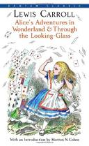 Livro - ALICE'S ADVENTURES IN WONDERLAND AND THROUGH THE LOOKING-GLASS