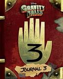 Livro - GRAVITY FALLS JOURNAL 3