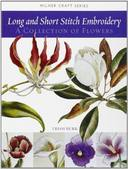Livro - LONG AND SHORT STITCH EMBROIDERY