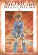 Livro - NAUSICAA OF THE VALLEY OF THE WIND, V.6