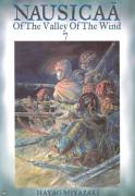 Livro - NAUSICAA OF THE VALLEY OF THE WIND, V.7