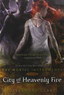 Livro - MORTAL INSTRUMENTS, V.6 - CITY OF HEAVENLY FIRE