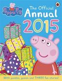 Livro - PEPPA - THE OFFICIAL ANNUAL 2015