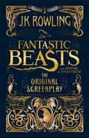 Livro - FANTASTIC BEASTS AND WHERE TO FIND THEM - THE ORIGINAL SCREENPLAY