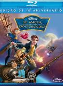 Filme - PLANETA DO TESOURO (BLU-RAY)
