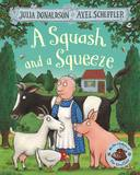 Livro - A SQUASH AND A SQUEEZE