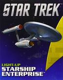 Livro - STAR TREK - LIGHT-UP STARSHIP ENTERPRISE
