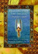 Livro - HEALING WITH THE ANGELS ORACLE CARDS