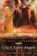 Livro - MORTAL INSTRUMENTS, V.4 - CITY OF FALLEN ANGELS