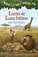 Livro - LIONS AT LUNCHTIME