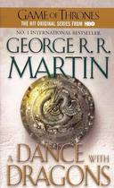 Livro - SONG OF ICE AND FIRE, V.5 - A DANCE WITH DRAGONS