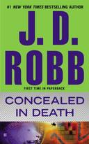 Livro - CONCEALED IN DEATH