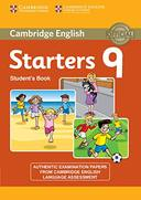 Livro - CAMBRIDGE ENGLISH YOUNG LEARNERS 9 STARTERS