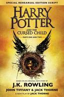 Livro - HARRY POTTER AND THE CURSED CHILD - PARTS I AND II