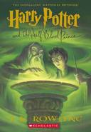 Livro - HARRY POTTER AND THE HALF-BLOOD PRINCE