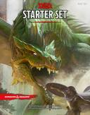 Livro - DUNGEONS AND DRAGONS STARTER SET