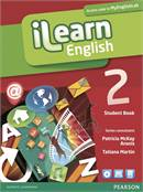 ILEARN ENGLISH 2 STUDENT BOOK WITH MEL PACK
