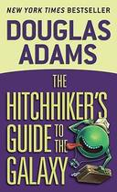 Livro - THE HITCHHIKER'S GUIDE TO THE GALAXY