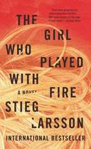 Livro - THE GIRL WHO PLAYED WITH FIRE