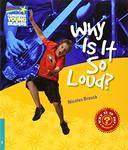Livro - WHY IS IT SO LOUD? LEVEL 5 FACTBOOK