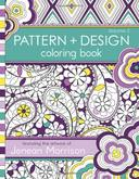 Livro - PATTERN AND DESIGN COLORING BOOK