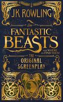Livro - FANTASTIC BEASTS AND WHERE TO FIND THEM SCREENPLAY