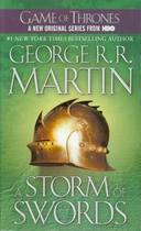 Livro - SONG OF ICE AND FIRE, V.3 - A STORM OF SWORDS