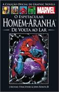 Revista - COLEÇAO MARVEL GRAPHIC NOVELS - Nº01