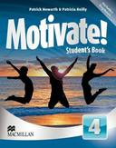 Livro - MOTIVATE! STUDENT'S - LEVEL 4 - BOOK WITH DIGIBOOK