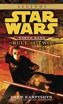 Livro - STAR WARS - DARTH BANE - RULE OF TWO
