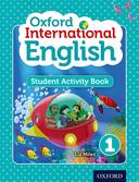 Livro - OXFORD INTERNATIONAL ENGLISH STUDENT ACTIVITY BOOK 1