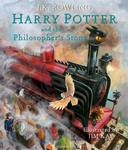 Livro - HARRY POTTER AND THE PHILOSOPHER'S STONE ILLUSTRATED