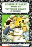Livro - HORRIBLE HARRY MOVES UP TO THIRD GRADE