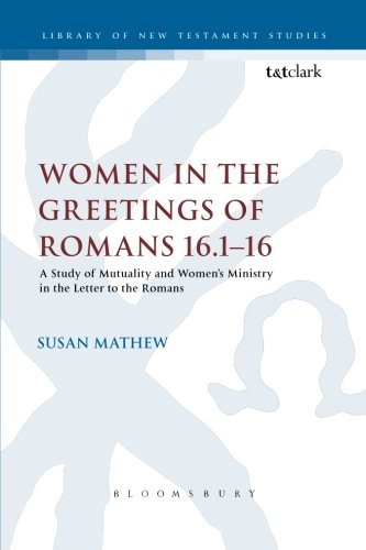 women in the greetings of rom 161 -16