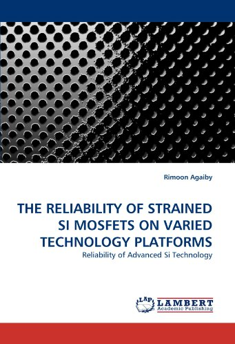 reliability of strained si mosfets on var, the
