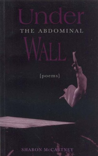 under the abdominal wall