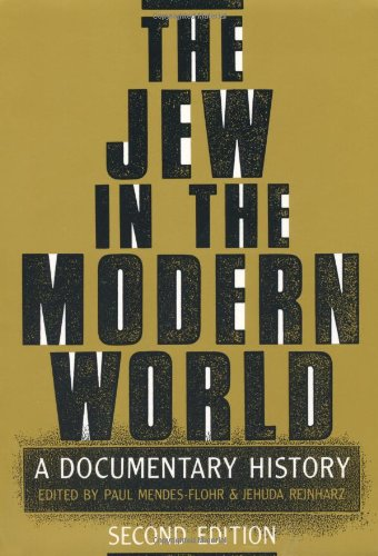 jew-in-the-modern-world-the