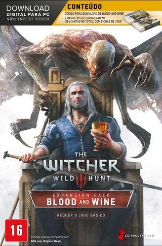 Jogo The Witcher 3: Wild Hunt Collector Edition Warner Bros Interactive Entertainment - Pc