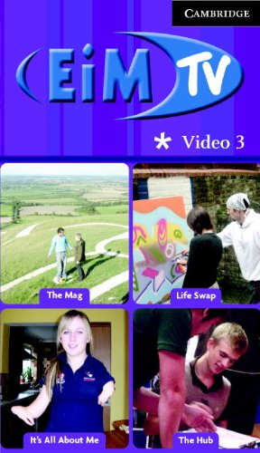 english in mind vhs video and activity booklet