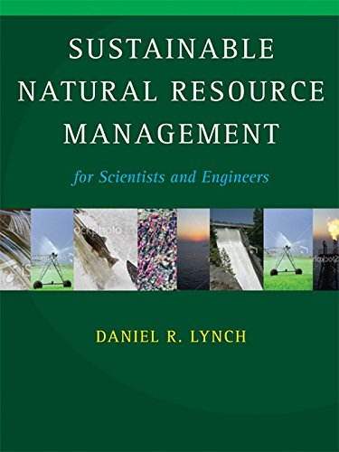 sustainable natural resource management for scient