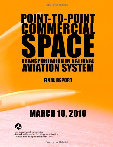 point-to-point commercial space transportation in